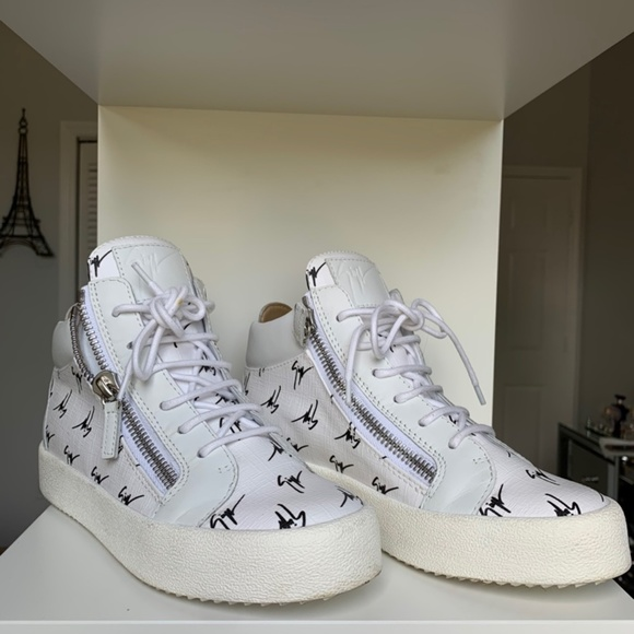 Giuseppe Zanotti Signature Sneakers